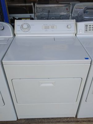 Whirlpool heavy duty super capacity dryer for Sale in Tampa, FL
