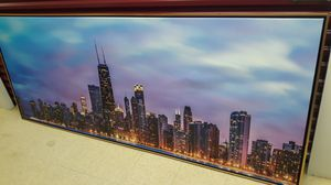 Chicago skyline pic for Sale in Chicago, IL