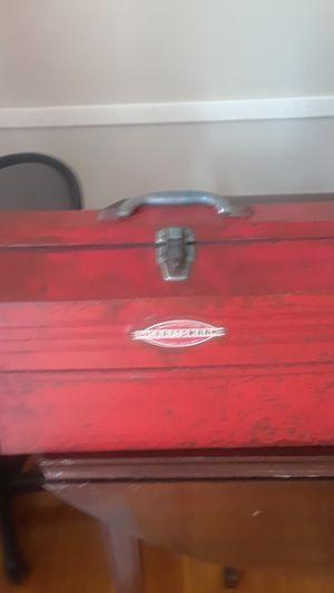 50s Craftsman tool box for Sale in Henrico, VA