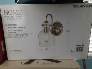 Wall Lamp for Sale in Hemet, CA