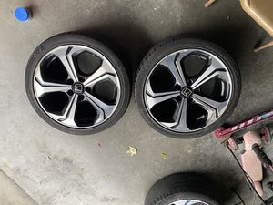 15 civic si rims for Sale in Watsonville, CA