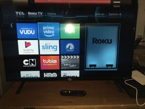 """TCL - Roku Tv 32"""" for Sale in Peoria, AZ"""