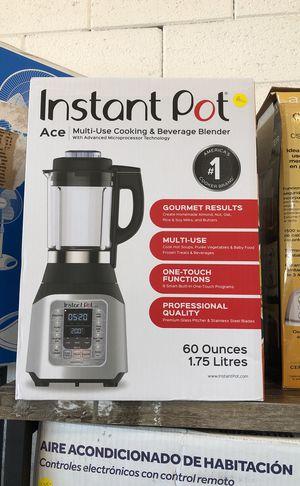 Instant pot multi-use cooking & beverage blender for Sale in Dallas, TX
