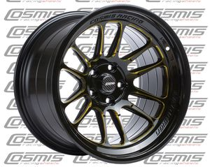 Cosmis XT-206R Mats Baribeau (18x9.5+10) for Sale in Clermont, FL