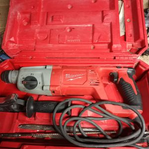 Milwaukee Roto-hammer for Sale in Puyallup, WA