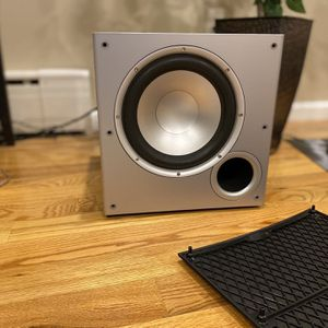 Complete 5.1 Audio Home Theater Set-up With Sony receiver for Sale in Brooklyn, NY
