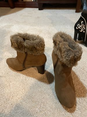 Brown Boots size10 for Sale in Gaithersburg, MD