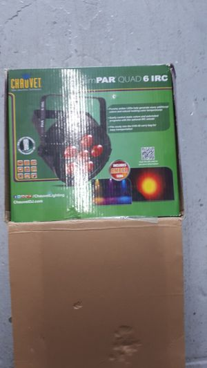 Chauvet dj light 6IRC for Sale in Germantown, MD