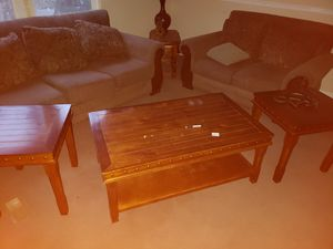 Coffee table and end table for Sale in Morgantown, WV