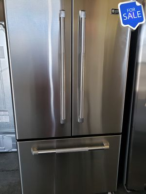 😍😍Refrigerator Fridge JennAir Counter Depth Free Delivery #1417😍😍 for Sale in Riverside, CA