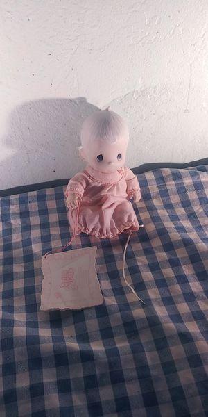 Precious moments porclain doll for Sale in Fresno, CA