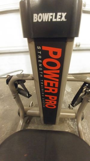 Bowflex Power Pro weight machine for Sale in Cape Girardeau, MO