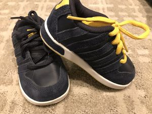 Navy & Yellow K Swiss Toddler Size 5 Shoes - Never Been Worn for Sale in Renton, WA