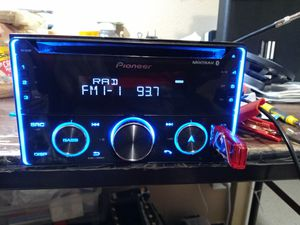 Pioneer FH-S52BT for Sale in Houston, TX