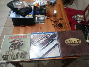 The Beatles and Paul McCartney records for Sale in Pasadena, TX