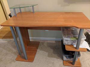 Wooden desk for Sale in Atlanta, GA