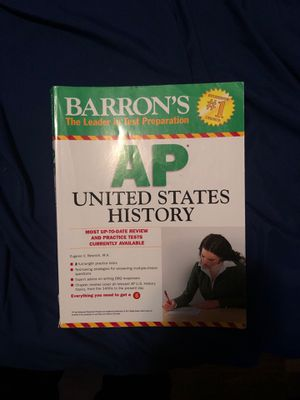 AP US History AP Test Review Book for Sale in Appleton, WI