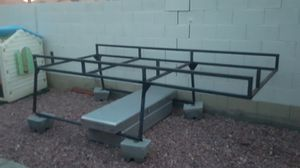 ladder rack tool box for Sale in North Las Vegas, NV