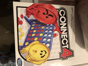 Connect 4 game toy kid child - only played once connect four for Sale in West Covina, CA