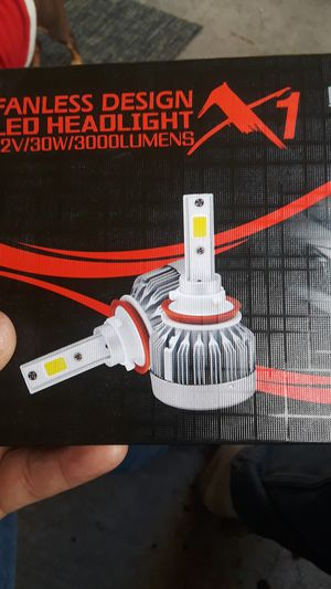 Wholesale price car led lights sale $25 for Sale in Claremont, CA
