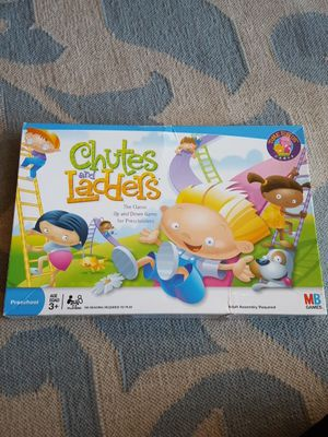 Chutes and Ladders board game for Sale in Fenton, MO