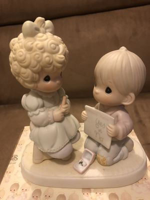 Precious moments figurine for Sale in Canby, OR