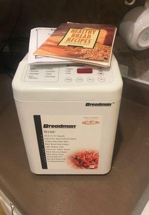 Bread man TR-440C bread maker machine for Sale in Lawndale, CA