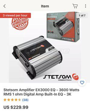 Stetsom 3k for Sale in Kissimmee, FL