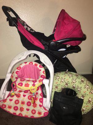 Stroller, Car seat, Chair, Boppy, Breastpump for Sale in Palmdale, CA