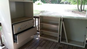 Metal shelving and cabinets for Sale in Simpsonville, SC