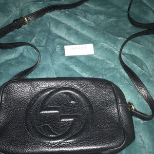 Gucci, Soho Small Leather Disco Bag for Sale in Lynnwood, WA