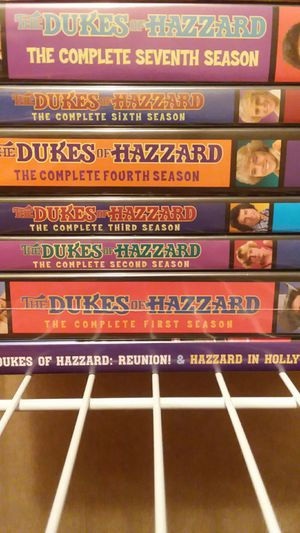 Dukes of hazzard series for Sale in Marksville, LA