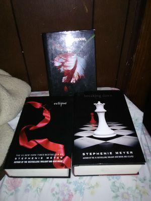 Twilight books for Sale in Sunbury, PA