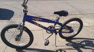 24' blue bmx bike for Sale in Redwood City, CA