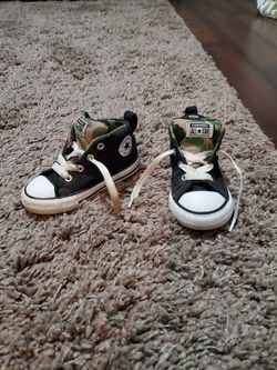 Toddler Converse  for Sale in Highland, California