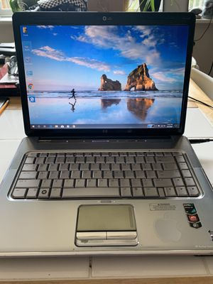 Old, 15 inch HP laptop with windows 10 for Sale in Sedro-Woolley, WA