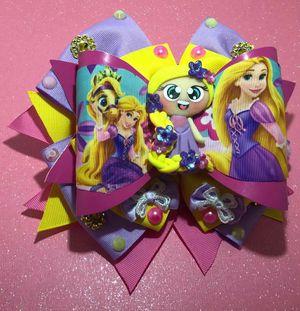Rapunzel hair bow for Sale in Houston, TX