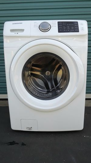 Front Load Samsung Washer for Sale in Chino, CA