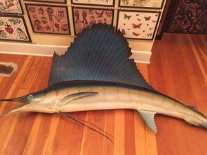 100 inch Marlin taxidermy fiberglass replica for Sale in Chicago, IL