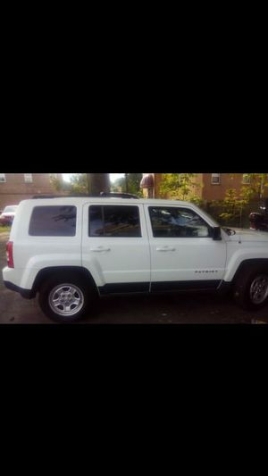 Jeep patriot for Sale in East Hartford, CT