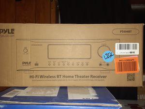 Home theater reciever for Sale in La Vergne, TN