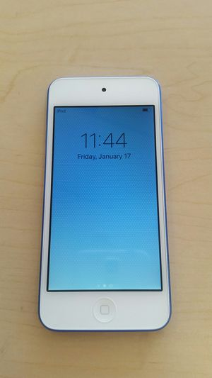 Open box, New Condition Ipod Touch 6th Gen 32GB** Apple warranty until September 2020 for Sale in Mesa, AZ