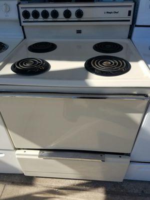 Magic chef stove coil top for Sale in Tampa, FL