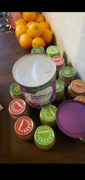 Baby Milk and Baby food for Sale in Houston, TX