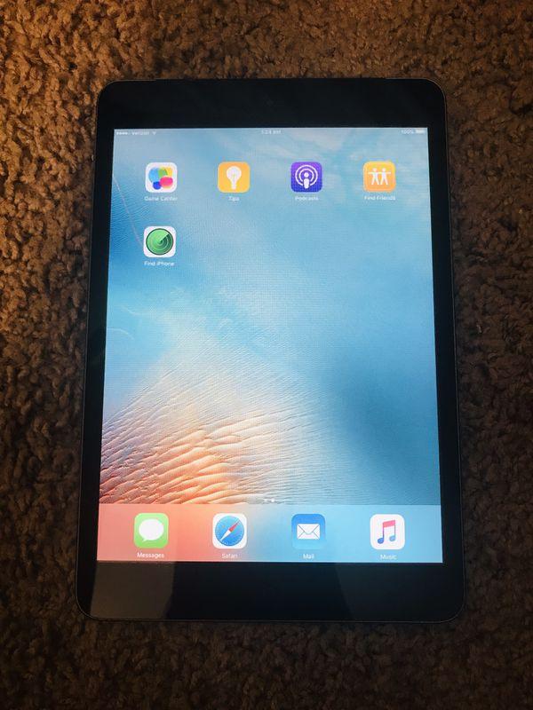 iPad mini WiFi cellular 16GB