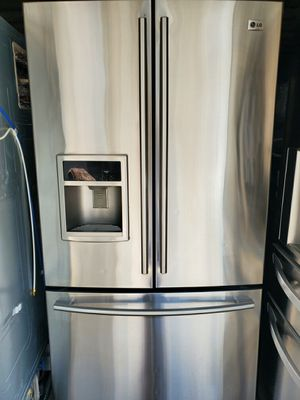 LG REFRIGERATOR for Sale in New Holland, PA