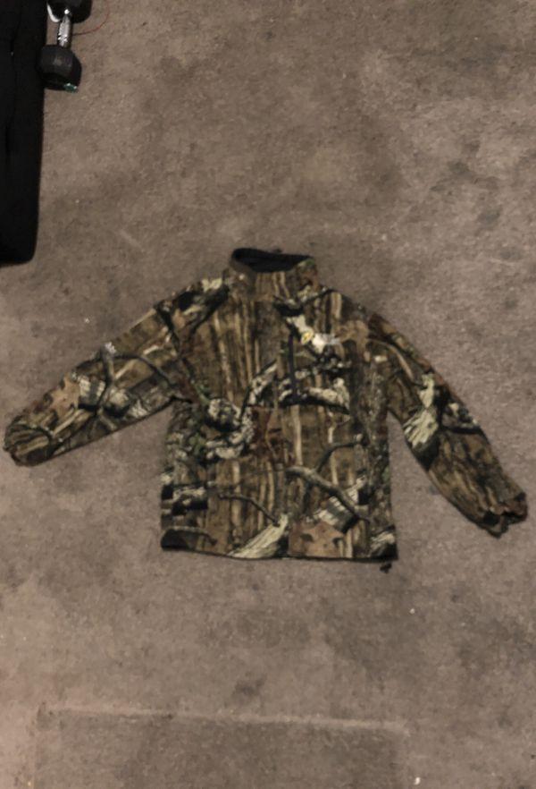"Fleece Camo Pants and Jacket ""Dream Season"" by Protec"