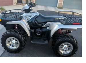 2009 ATV Polaris Sportsman 800 cc for Sale in Concord, CA