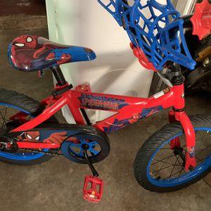 Spider-man Bike for Sale in Fort Pierce, FL