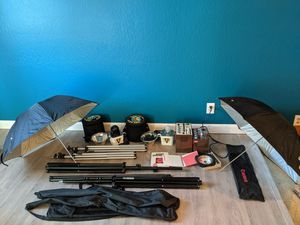 Professional Photography Studio Lighting Kit for Sale in San Jose, CA